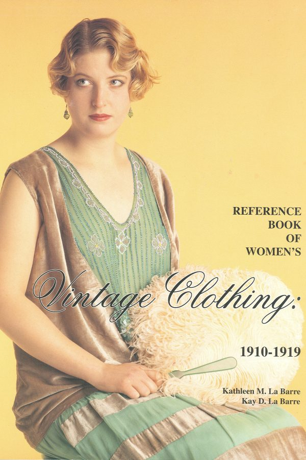 Reference Book of Women's Vintage Clothing 1910-1919