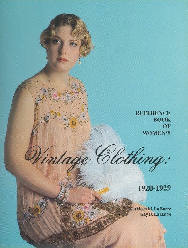 Reference Book of Women's Vintage Clothing 1920-1929